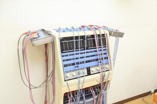 電気治療コーナー